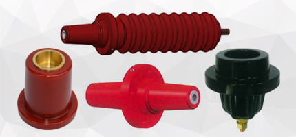 Switchgear insulation components