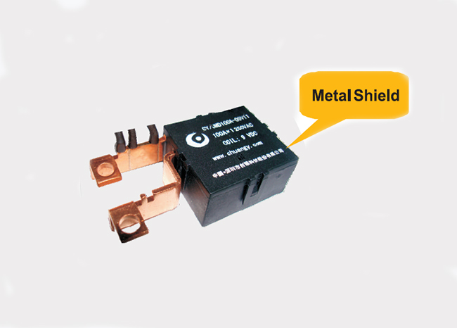 Latching Relay 100A  Part No. CY-JMD-12V11