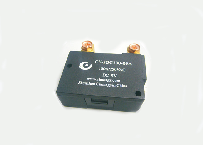 Latching Relay 100A  Part No. CY-JMD-09V07