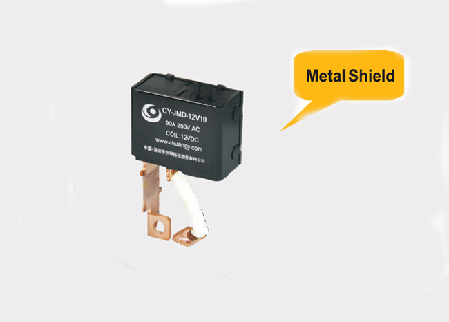 Latching Relay 90A  Part No. CY-JMD-09V19