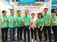 CY group attended the 121st Canton Fair