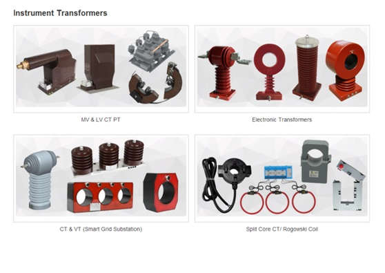 Instrument Transformers Information