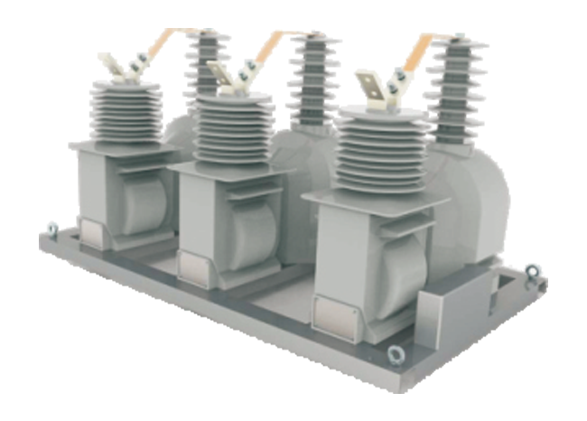 36kV pole mounted metering unit OMW-36, JLSZXW1-36 type combined transformer