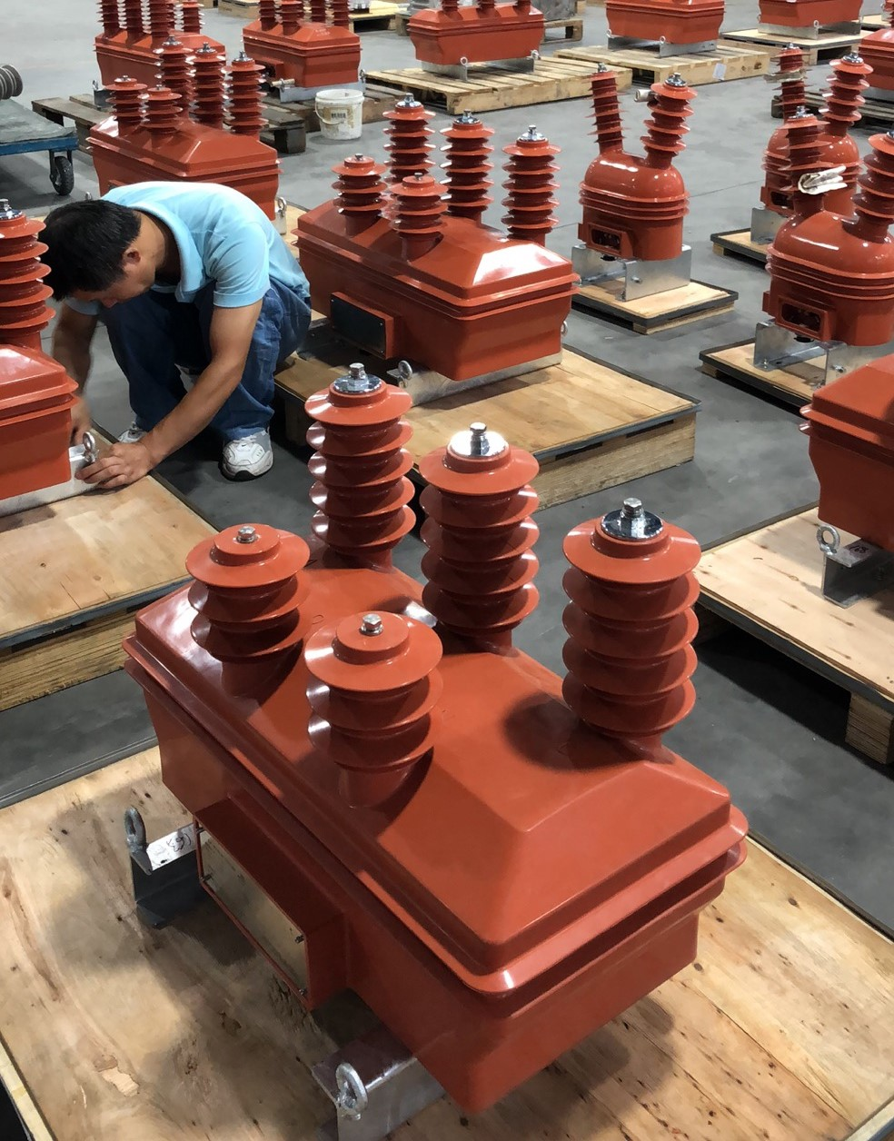 Professional smart grid supporting products provider, Chuang Yin has been helping customers in the power industry for 19 years