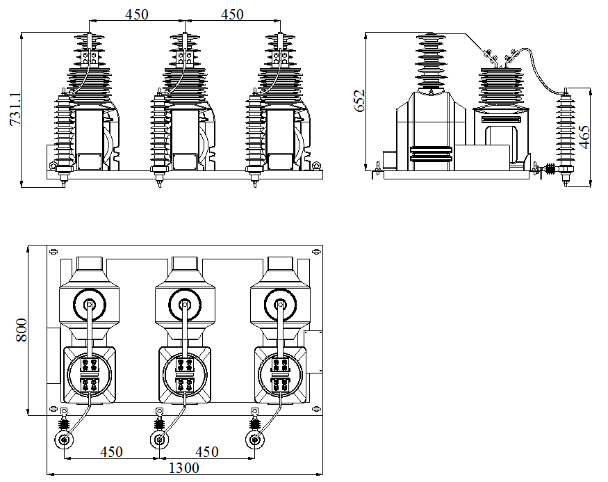 jlszxw1-36 outdoor combined transformer