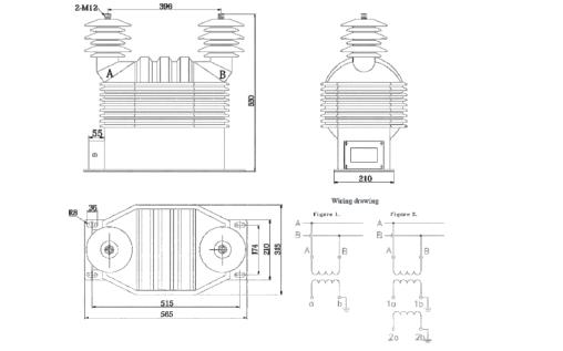 jdz-36 voltage transformer
